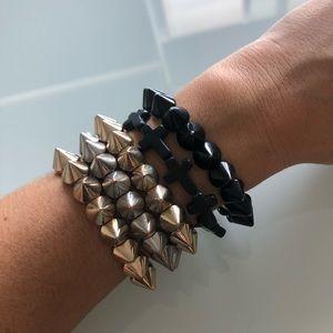 Assorted Aldo Bracelets 🖤